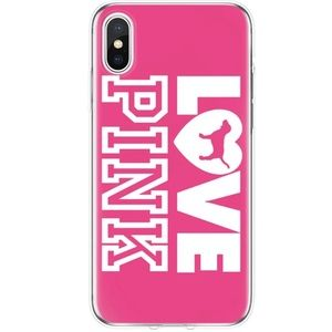 PINK iPhone X/XS Max Case
